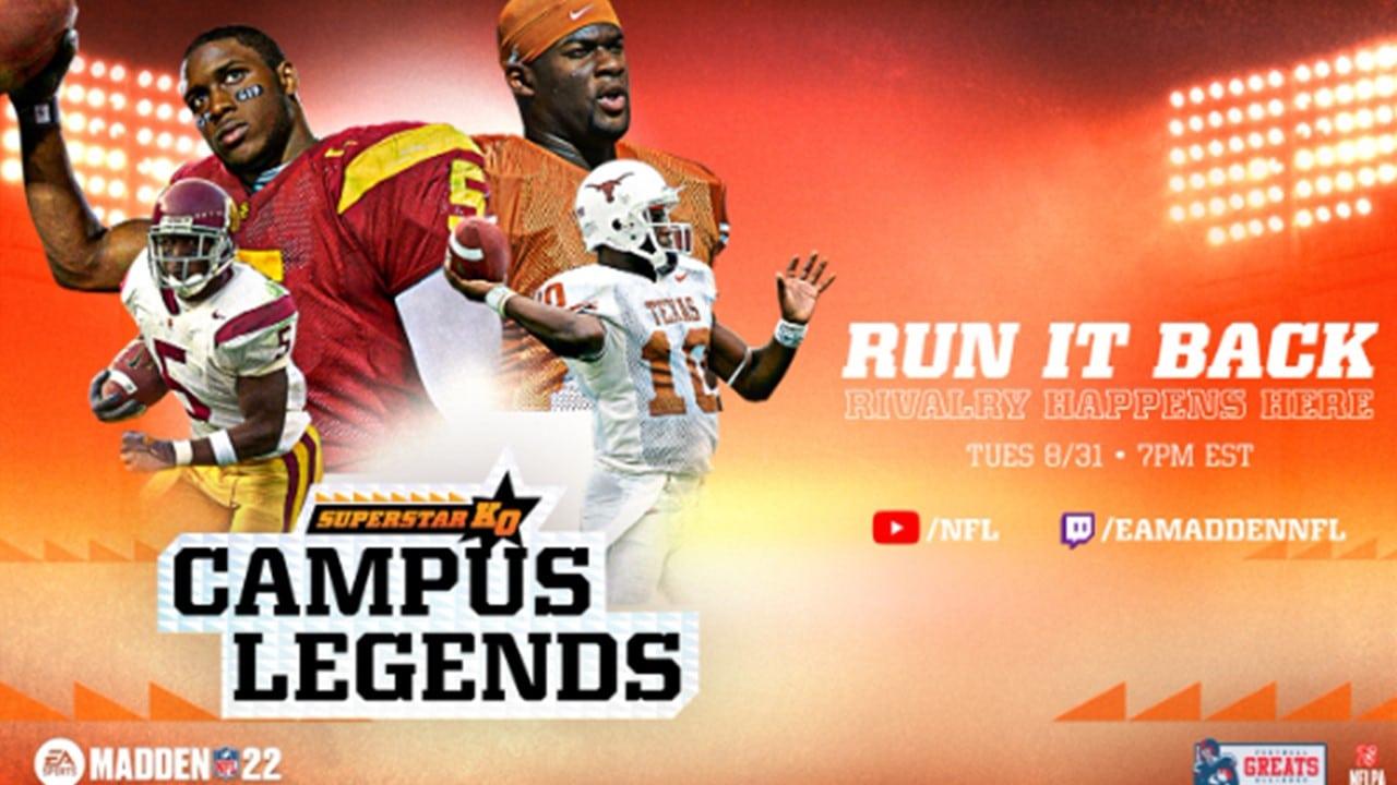 Madden NFL 22 conterrà 10 squadre dei college thumbnail