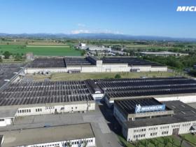 La Michelin di Alessandria compie 50 anni e punta sulla sostenibilità thumbnail