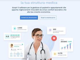 MioDottore Pro: il sito per agevolare il lavoro dei professionisti sanitari thumbnail