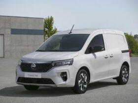 Nissan Townstar è il nuovo veicolo commerciale compatto della casa nipponica thumbnail