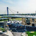 Inaugurata la nuova stazione di servizio di Q8 a Paderno Dugnano thumbnail