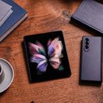 Samsung aggiunge le funzionalità di Galaxy Z Fold 3 e Flip 3 ai vecchi pieghevoli thumbnail