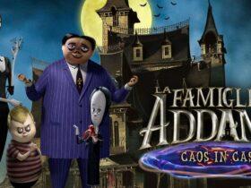 La famiglia Addams: Caos in Casa è disponibile da oggi thumbnail