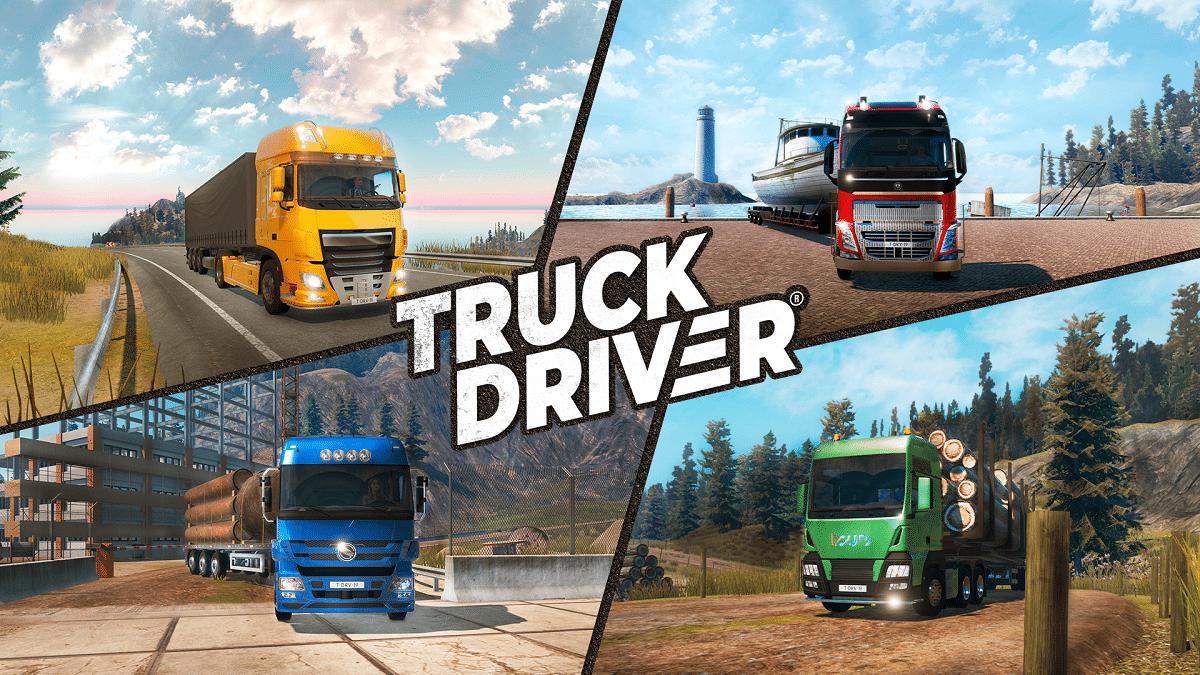 Truck Driver: uscita posticipata per il nuovo DLC e la Premium Edition thumbnail