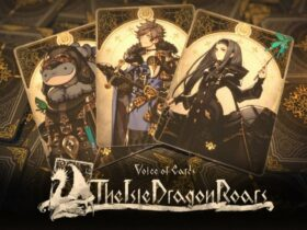 Voice of Cards: The Isle Dragon Roars arriva a ottobre thumbnail