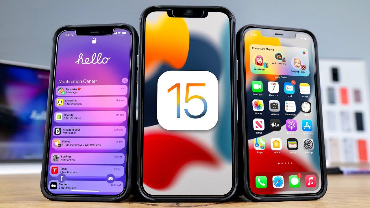 iOS 15: Apple annuncia novità, come il cambio di SIM in iMessage thumbnail