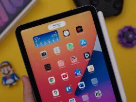 iPad mini 6, gli utenti lamentano un bug in modalità verticale thumbnail