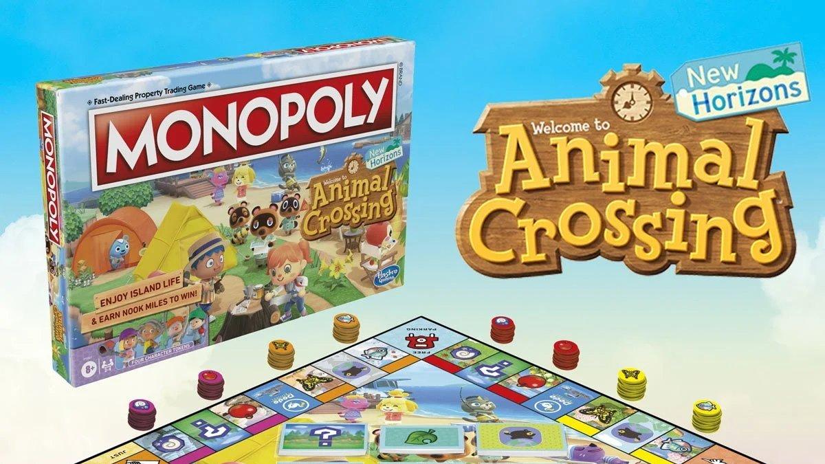 Arriva il Monopoly di Animal Crossing: ecco tutti i dettagli thumbnail