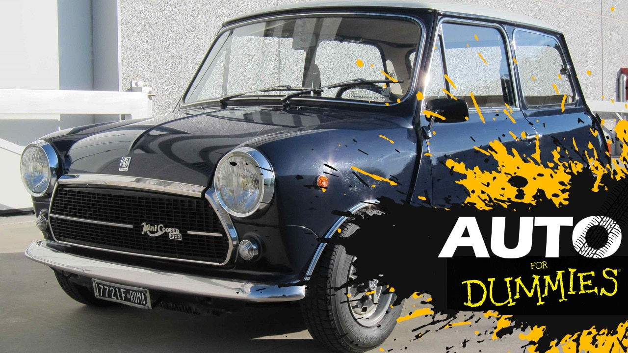 Case italiane scomparse: Innocenti, l'inglese d'Italia tra MINI e Lambretta al dimenticatoio thumbnail