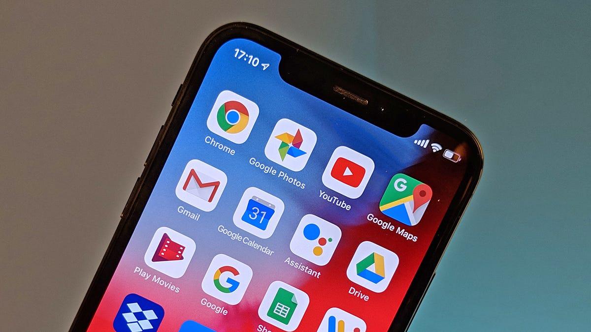 Su iPhone le app di Google sembreranno native di iOS thumbnail