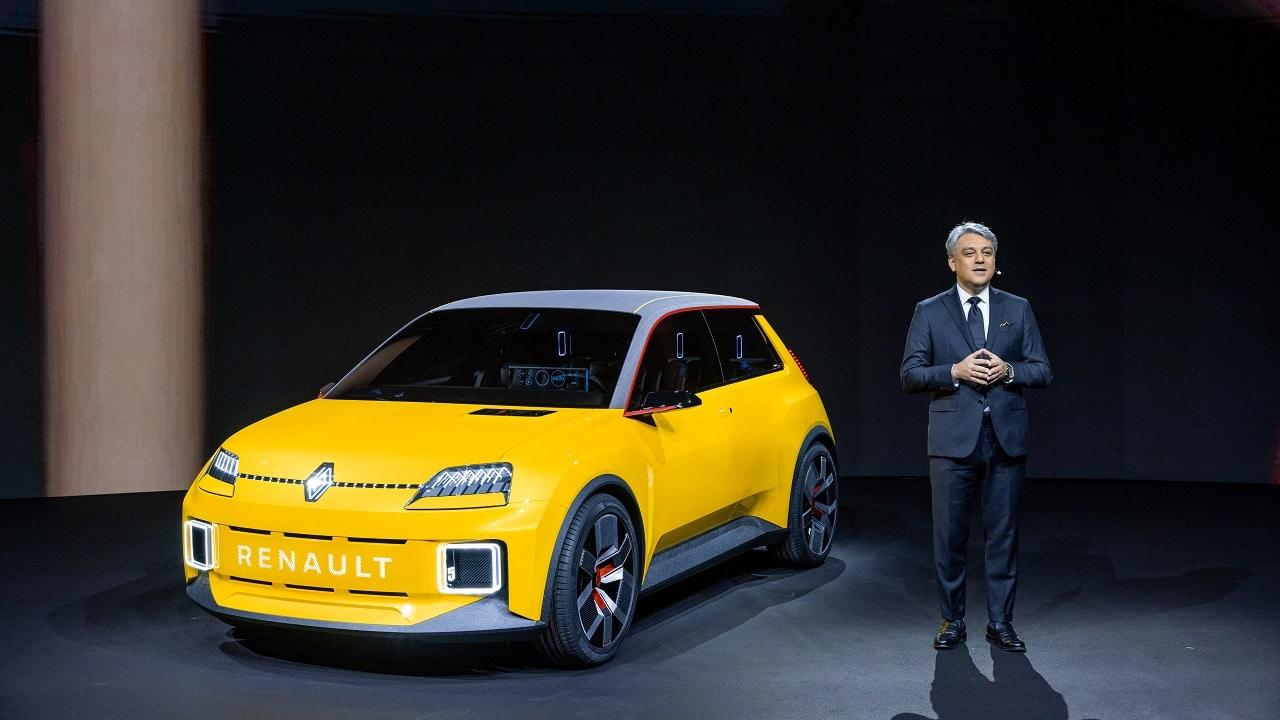 """De Meo, CEO Renault: """"Auto sempre più costose, e attenzione alla Cina..."""" thumbnail"""