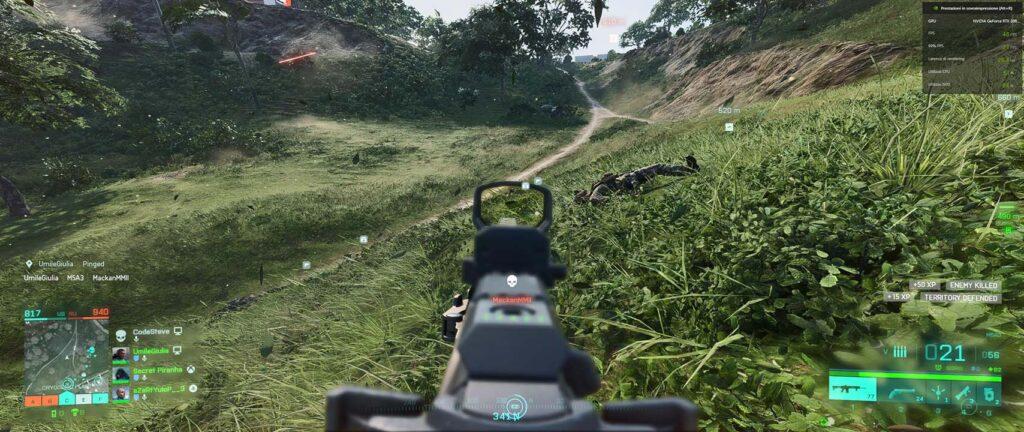 Battlefield 2042 anteprima kill