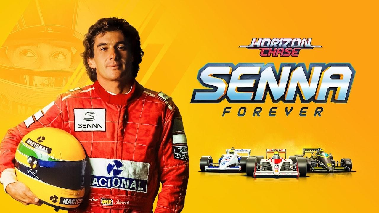 Ayrton Senna protagonista dell'espansione di Horizon Chase Turbo thumbnail