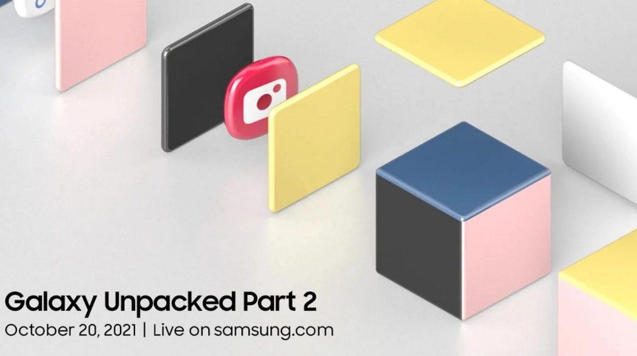 Samsung annuncia un nuovo Galaxy Unpacked thumbnail