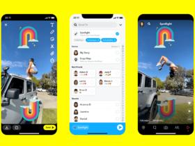 """Snapchat aggiunge """"sfide"""" con premi in denaro per competere con TikTok thumbnail"""