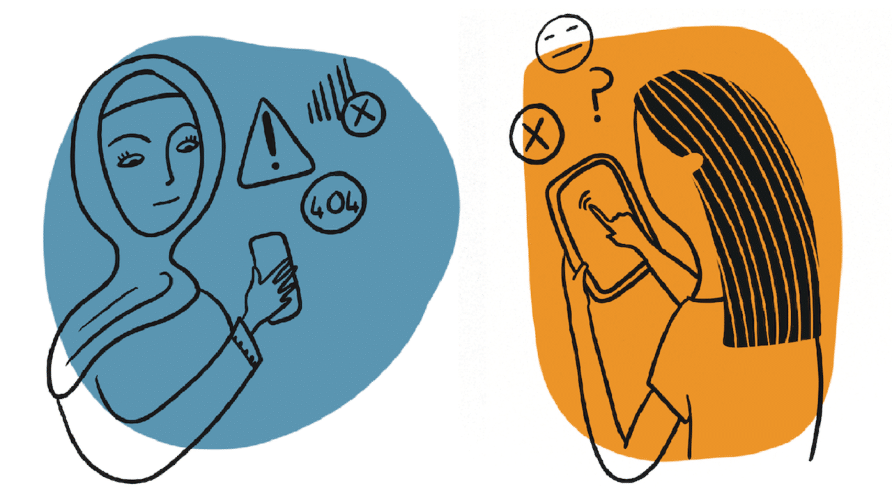 "Il gender gap digitale ""tiene le donne offline"" e costa miliardi thumbnail"