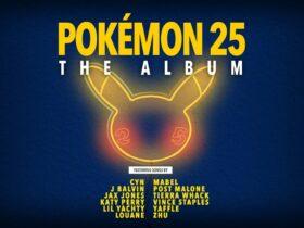 Esce oggi il nuovo album Pokémon 25 thumbnail