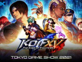 The King of Fighters XV al Tokyo Game Show 2021: rilasciati due trailer thumbnail