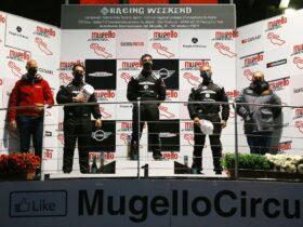 Ugo Federico Bagnasco vince la MINI Challenge 2021 thumbnail