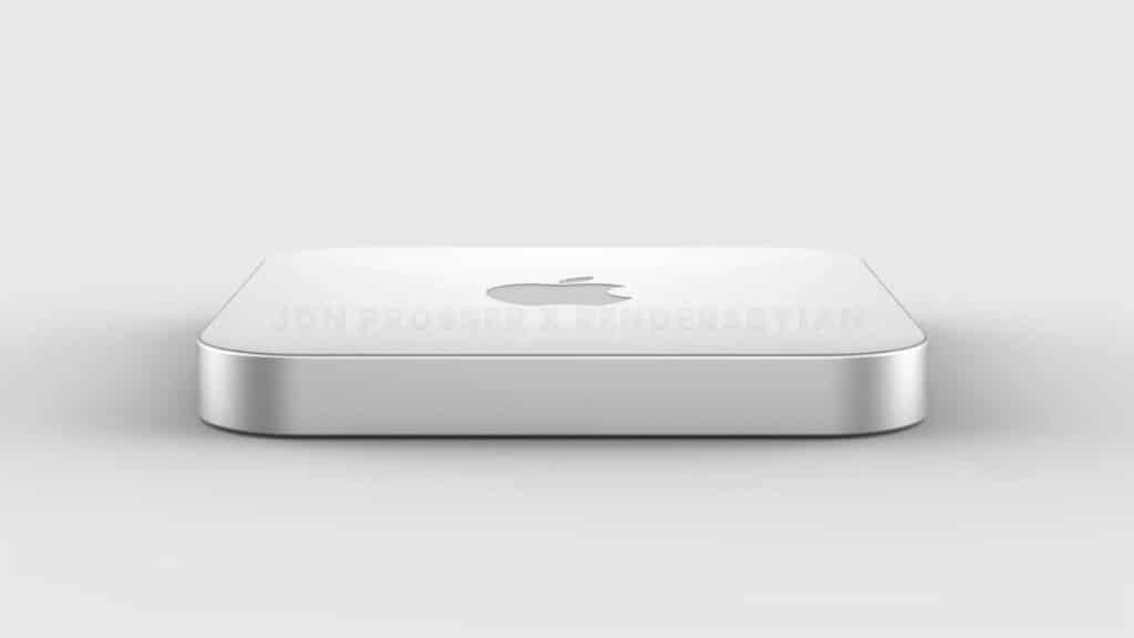 mac mini apple october event
